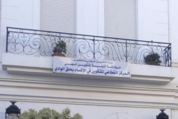 المركز القطاعي للتكوين في الإكساء بحلق الوادي : فتح باب الترشح لدورة نوفمبر 2018